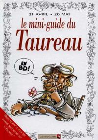 Taureau : mini-guide en BD