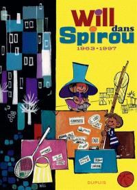 Will dans Spirou : 1963-1997