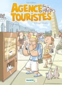 Agence Touristes. Volume 1, Voyages à la carte