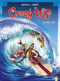 Crazy trip. Volume 1, Les surfeurs