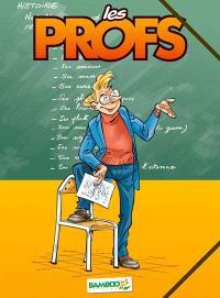 Les profs : tomes 1 et 2