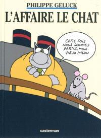 Le Chat. Volume 11, L'affaire le Chat