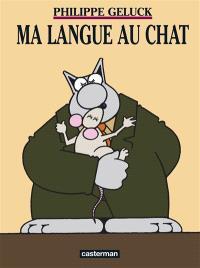 Le Chat. Volume 6, Ma langue au Chat