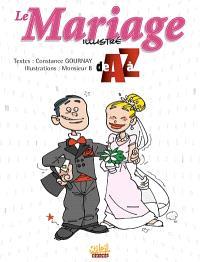 Le mariage illustré de A à Z