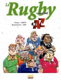 Le rugby illustré de A à Z