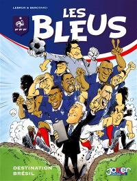 Les Bleus : destination Brésil