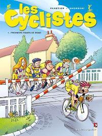 Les cyclistes. Volume 1, Premiers tours de roues