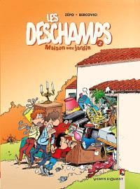 Les Deschamps. Volume 2, Ça décore un max