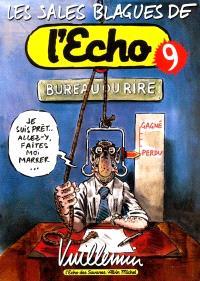 Les sales blagues de l'Echo. Volume 9