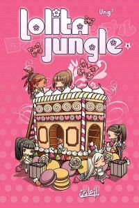 Lolita jungle. Volume 1