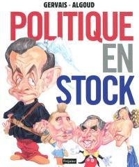 Politique en stock : les personnalités politiques transformées en personnages de BD