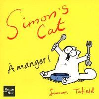 Simon's cat : à manger !