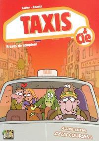 Taxis & cie : brèves de compteur