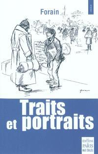 Traits et portraits