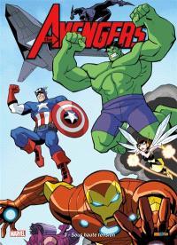 The Avengers. Volume 3, Sous haute tension