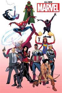 Coffret All-New Marvel 1
