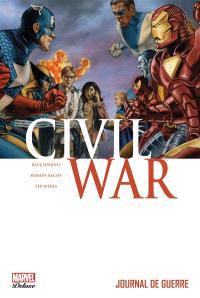 Civil War (4) : Journal de guerre