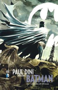 Paul Dini présente Batman. Volume 3, Les rues de Gotham