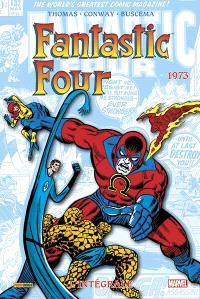 Fantastic Four : l'intégrale. Volume 12, 1973