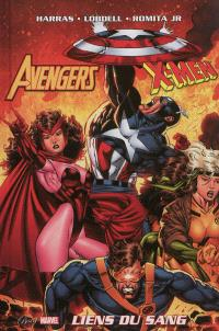 Avengers X-Men : les liens du sang