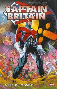 Captain Britain : la fin du monde