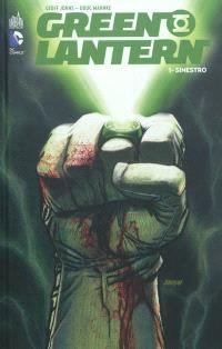 Green Lantern. Volume 1, Sinestro