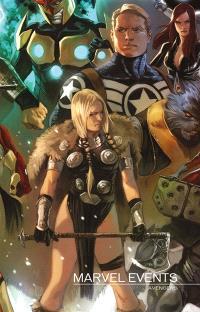 Coffret Marvel events : Avengers
