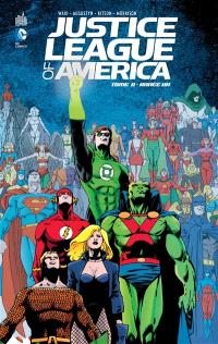 Justice league of America, Année un