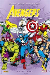 The Avengers : l'intégrale. Volume 9, 1972