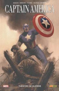 Captain America. Volume 5, Théâtre de guerre