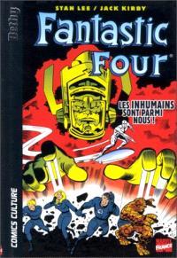 Fantastic Four. Volume 1, Les inhumains sont parmi nous !