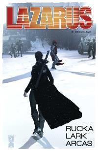 Lazarus. Volume 3, Conclave
