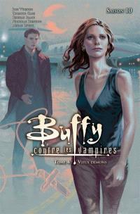 Buffy contre les vampires : saison 10. Volume 4, Vieux démons