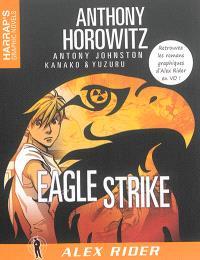 Alex Rider. Volume 4, Eagle strike