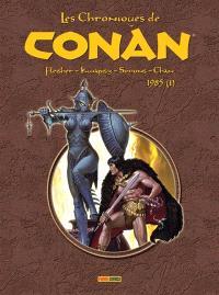 Les chroniques de Conan, 1985. Volume 1