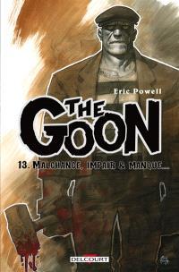 The Goon. Volume 13, Malchance, impair & manque...