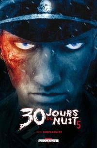 30 jours de nuit. Volume 5, Neige écarlate