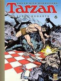 Tarzan. Volume 6