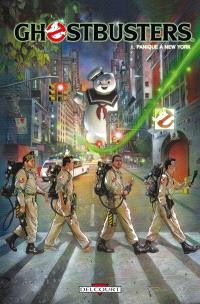 Ghostbusters : SOS fantômes. Volume 1, Panique à New York