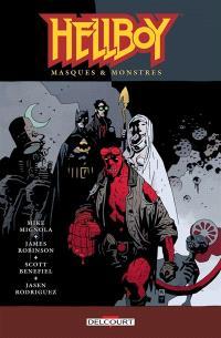 Hellboy. Volume 14, Masques & monstres