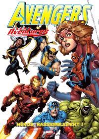 Avengers : les aventures. Volume 1, Héros, rassemblement !