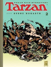 Tarzan. Volume 2