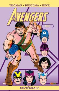 The Avengers : l'intégrale. Volume 4, 1967