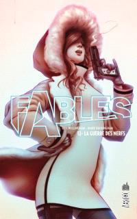 Fables. Volume 12, La guerre des nerfs
