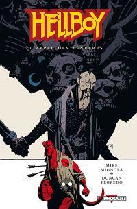 Hellboy. Volume 9, L'appel des ténèbres