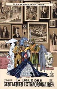 La ligue des gentlemen extraordinaires. Volume 1