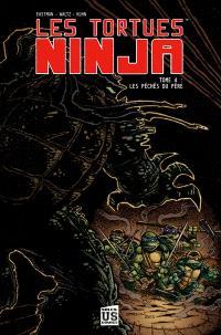 Les tortues ninja. Volume 4, Les péchés du père