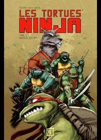 Les tortues ninja. Volume 1, Nouveau départ