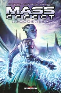 Mass effect, Homeworlds