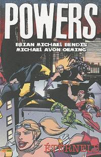 Powers. Volume 7